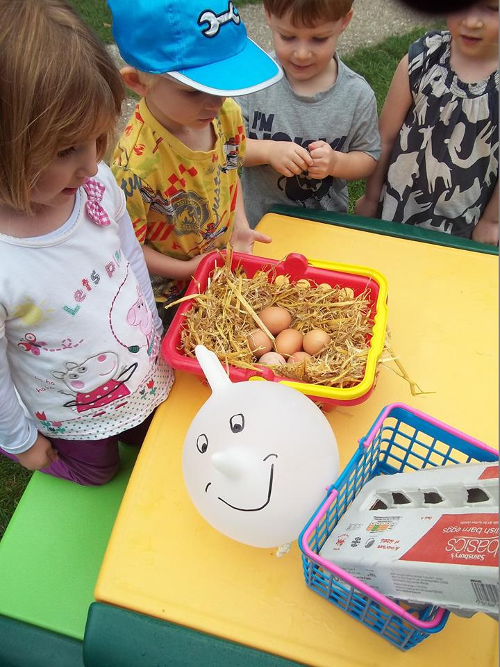 Down On The Farm! Preschool Activities   Pear Tree ...