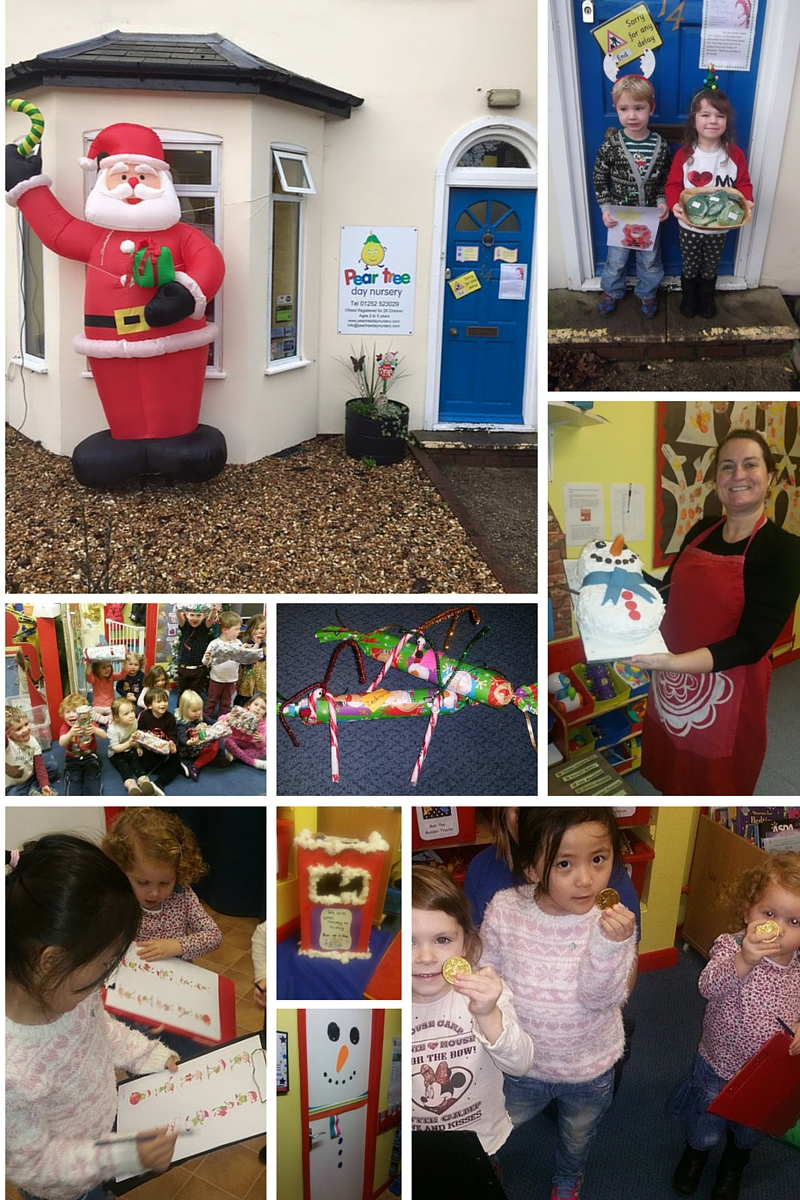 pear tree day nursery, north camp