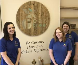 New Baby Room at Pear Tree Day Nursery