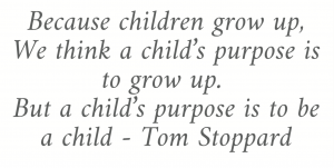 Tom Stoppard Quote